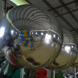 段階の装飾膨脹可能なミラーの球