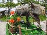 Het Model van het Standbeeld van de Dinosaurus van de Apparatuur van het museum