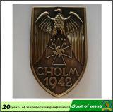 Your Designの金属Shield Shape Emblem