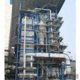 Высокая сгорания Efficiencycirculating кипящим Кровать котла 15-50t / H (CFB)