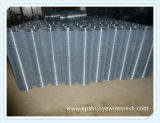 Rete metallica saldata acciaio galvanizzata tuffata calda