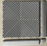 Diamant/Stift/feines Rippe/Kontrolleur Gummi-Belüftung-Vinylfußboden-Fliese für Garage-Bodenbelag