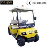La batería 2 plazas del vehículo Golf eléctrico