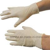 Изучение латекс /виниловых перчаток