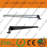 barre combinée d'éclairage LED de faisceau de faisceau d'inondation de faisceau d'endroit de barre de l'éclairage LED 42inch pour des camions