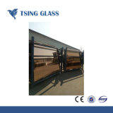 specchio d'argento di 2-8mm/specchio di alluminio/specchio di vetro/specchio di sicurezza con la pellicola del vinile Film/PE/pellicola tessuta del tessuto