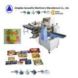 Tipo hechura/relleno/soldadura cocido al horno Swf450 maquinaria del alimento del embalaje