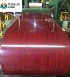Bobinas de aço Galvalume PPGI Prepainted bobinas de aço galvanizado PPGI