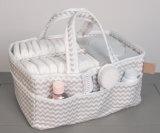 Baby-Windel-Organisator-Transportgestell Multi-Taschen Soem-Chevron