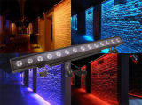 14*30W de luz exterior IP65 DMX RGB LED bañador de pared