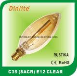C35-E12 (8anchors)明確なRustikaの球根