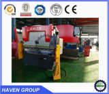 WC67Y-40X1600 유압 강철 플레이트 구부리는 기계