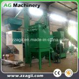 A energia verde máquina de Pelotização de biomassa de madeira completa linha de produção de pelotas