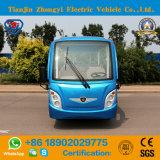 Zhongyi 14-местный электрический автомобиль на полдня с заднего сиденья