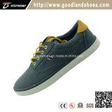 Le raie neuf de qualité chausse les chaussures occasionnelles de toile pour les hommes 20306-1