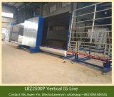Linea di produzione di vetro d'isolamento automatica verticale con il robot automatico di sigillamento (sistema di riempimento del gas)