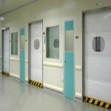 중국 직물 반대로 의무 청정실 (HF-2024)를 위한 급속한 회전 문 제조