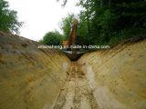 Fornecedor de China da cubeta trapezoidalmente para a garra da máquina escavadora/cubeta da escavadora