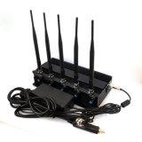 Schreibtisch, beweglicher zellularer 2g 3G 4G Lte G/M CDMA Mobiltelefon WiFi Bluetooth GPS Signal-Blocker, Hemmer