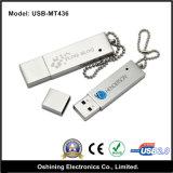 USB Flash Disk 1-32GB (USB-MT436) del metallo