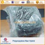 Трещины преступности PP волокна гибридный поворот/Mesh