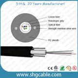 2-12 Optische Kabel van de Vezel van Unitube van vezels de Openlucht (GYXTY)