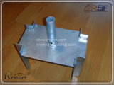 支柱のための鋼鉄フォークヘッド