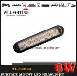 LED Surface Mount Headlight 6W Wl 52026A (LED-LIGHT-BAR)