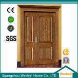 メラミンMDFの現代木製のドア