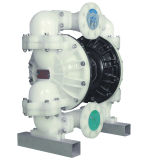 Rd 80 PP Air Driven Diaphragm Pump