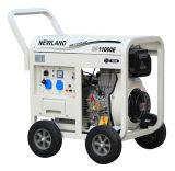 7kw Diesel Generator met U Type Europese Plug Generator