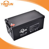 Baterias solares profundas 12V120ah do UPS do ciclo VRLA da potência acidificada ao chumbo