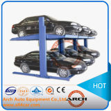 Mini-Ce estacionamento do carro elevador de duas colunas (AAE-PL230)