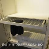 E1等級の引き戸MDFの寝室のワードローブ(S-08)