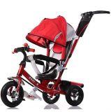 Tricicli di plastica del bambino dei tricicli di bambini della rotella