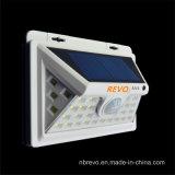 GARTEN-Sicherheits-Lampe des neuen Entwurfs-2017 Solar(RS-2034)