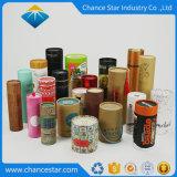 Personnalisé Papier biodégradable conteneur Eco Emballages papier tube de vérin de ronde