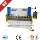 Hydraulische Metallblatt-Presse-Bremse, verbiegende Maschine