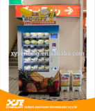 Salat/Fruit/Vegetable Vending Machine mit Elevator /Cooling System