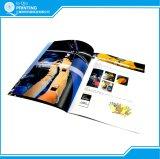 年次財政のレポートのパンフレットの印刷