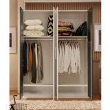 Moderne Aangepaste Garderobe met 4 Deuren