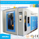 1L le PEHD/PE bouteille d'huile Lubrifiant Automatique Machine de moulage par soufflage d'Extrusion