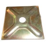 Coffrage de béton de la plaque de fixation de l'écrou de combinaison