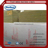 Fiireproofing 80% Basalt-Felsen-Wolle-Vorstand mit gedruckter Aluminiumfolie
