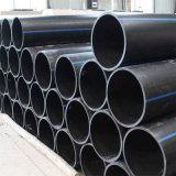 Tuyau de gaz PE80 et PE 100 pour le pipeline du tuyau de HDPE