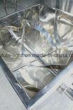 Mezclador horizontal del acero inoxidable, Mezclador del polvo del tornillo Mezclador de la cinta