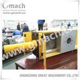 Single-Plate changeur d'écran hydraulique avec deux postes de travail pour les granules de plastique Making Machine