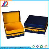 Entwurfs-Schablonen-Luxuxgoldkarten-Papier-Duftstoff-verpackenkasten