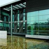 Extriorの構造アルミニウムガラス正面