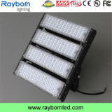 Luz de inundação modular do diodo emissor de luz da luz 100W 200W 300W 400W 500W do túnel do diodo emissor de luz para a garantia de 5 anos